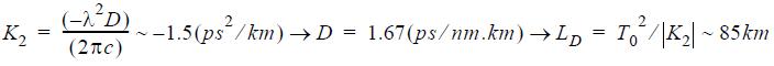 Optical System equation