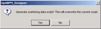 BPM - Figure 5 Scattering data script message box