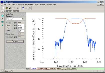 Optical Grating - IFO Gratings