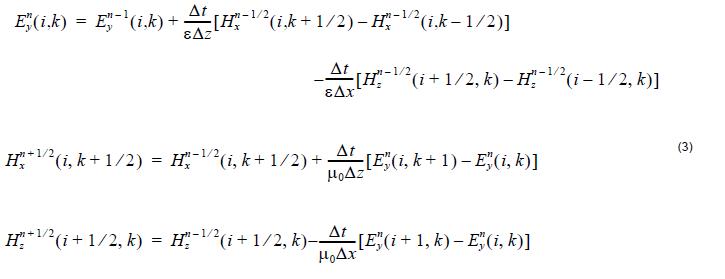 FDTD - equation 3