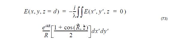 FDTD - Equation 73