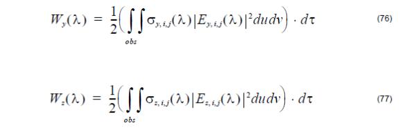 FDTD - Equation 76 and 77