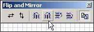 BPM - Flip and Mirror toolbar