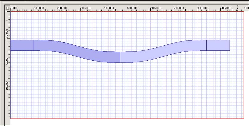BPM - Figure 11 Selecting the waveguides