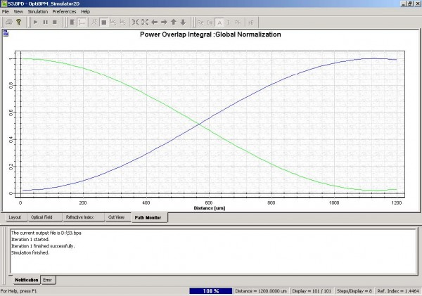 BPM - Figure 11 Path Monitor — First path