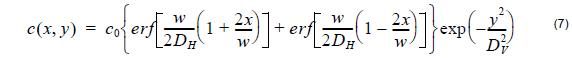 Optical BPM - Equation 7