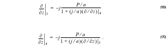Optical BPM - Equation 169 - 170