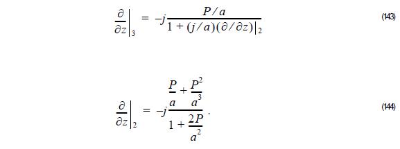 Optical BPM - Equation 143 - 144