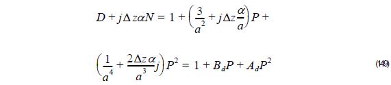 Optical BPM - Equation 149