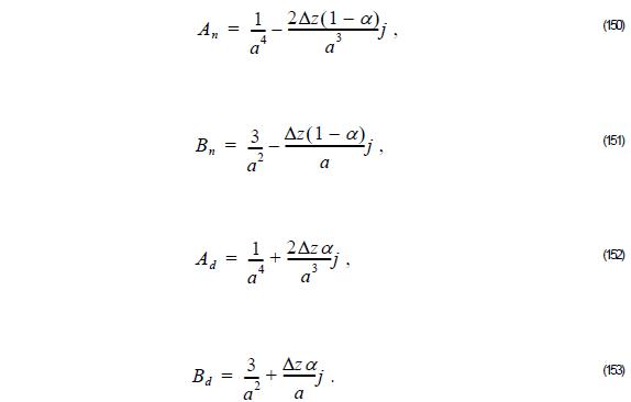 Optical BPM - Equation 150 - 153