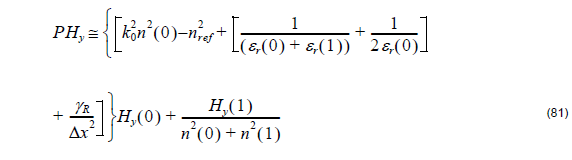 Optical BPB - Equation 81