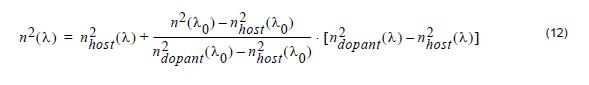 Optical Grating - Equation 12