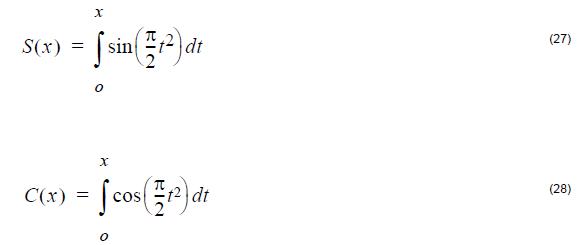 Optical Fiber - Equation 27 28