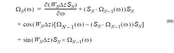 Optical Fiber - equation 69