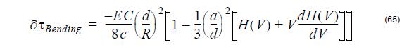 Optical Fiber - equation 65