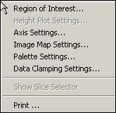 BPM - Figure 5 Context menu