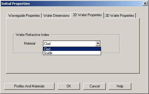 BPM - Figure 6 2D Wafer Properties