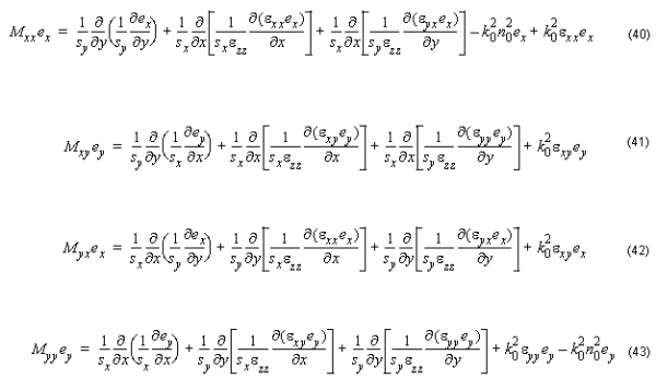 BPM - Equation 40 - 43