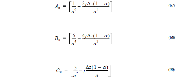 Optical BPM - Equation 177-179
